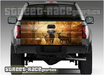 Ford Ranger tailgate wrap from www.street-race.org