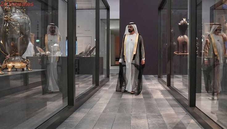 Sheikh Mohammed: 'The Louvre Abu Dhabi reflects our ability to fight darkness with light'