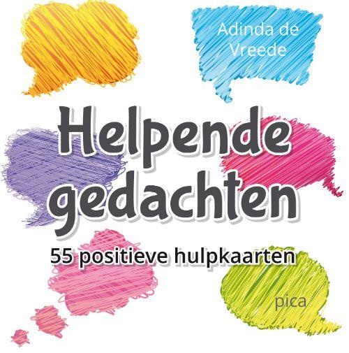 SOCIALE VAARDIGHEDEN: helpende gedachten - 55 positieve hulpkaarten