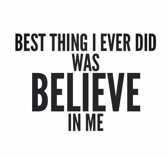Believe in yourself! Sign up for the Skinny Ms. newsletter and never miss out on fitness tips or healthy recipes from Skinny Ms.