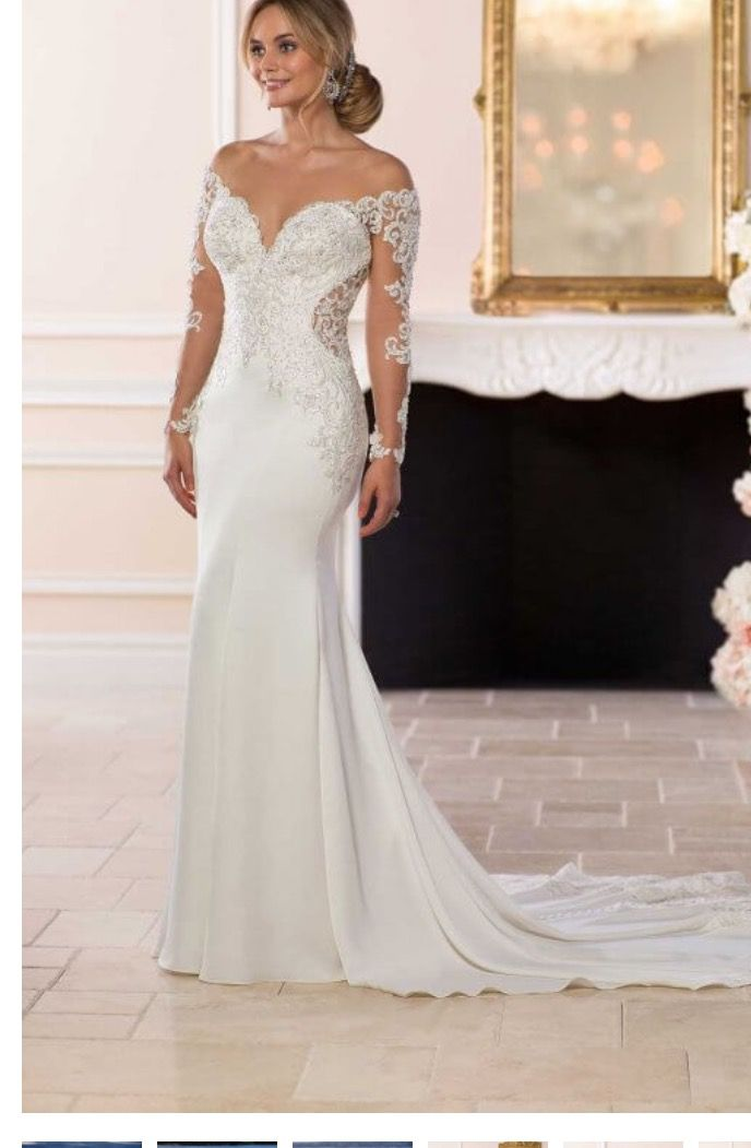 7f906e6114d1 Stella York 6607, $1,250 Size: 10 | New (Un-Altered) Wedding Dresses ...