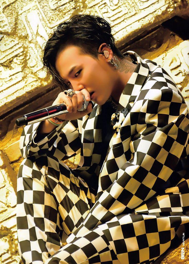 ameverything... — fckyeahgdragon:   G-Dragon - BIGBANG 0.TO.10 -THE...