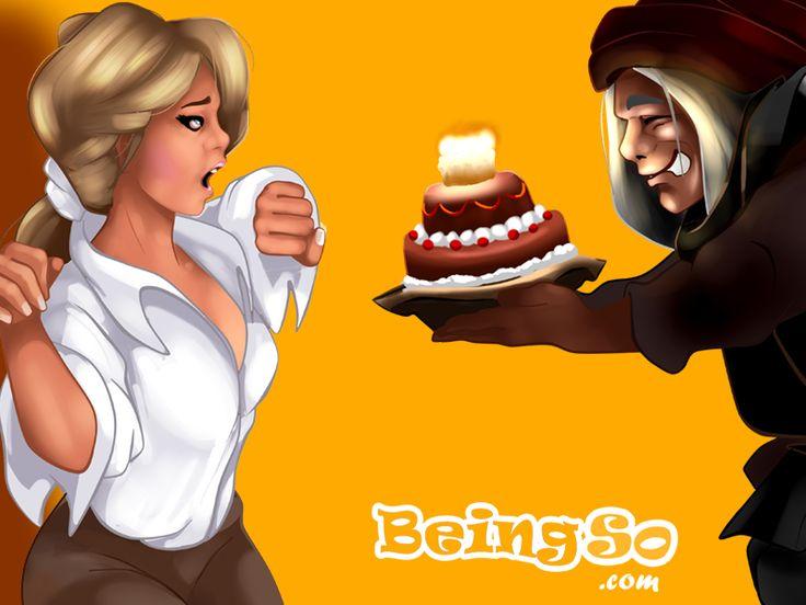 Les Cybercartes Animées BeingSo.com sont le meilleur moyen de mettre un sourire sur le visage de vos amis!