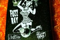 Vince Ray : boutique carage fuzz, FuzzRay