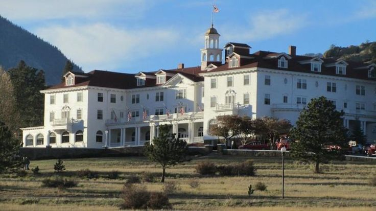 The Stanley Hotel is located in Estes Park in Colorado and was the inspiration for the Overlook in The Shining. (Photo: AP)