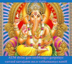 Significado de la imagen de Ganesha