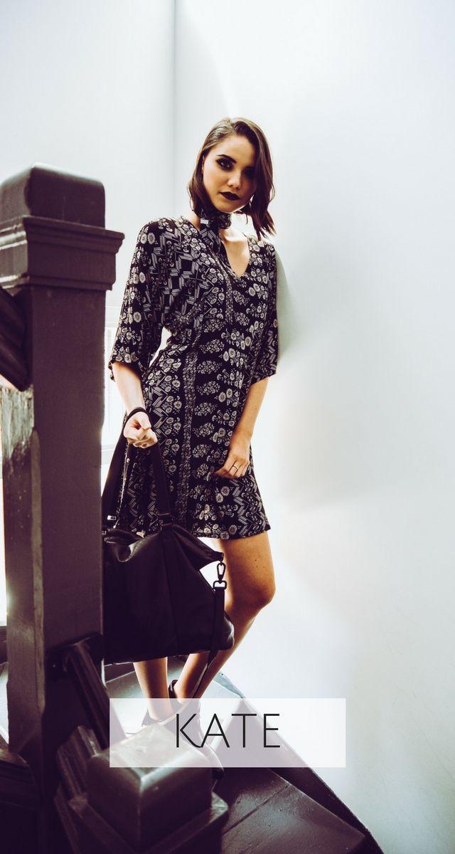 Découvrez les nouvelles tendances et collections de Joelle Desaulniers, styliste québécoise et créatrice de vêtements mode abordables pour femmes