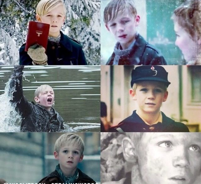 The Book Thief ~ Rudy❤️ COME BACK!!! (His death scene in the movie was way worse than the book and it had me sobbing)