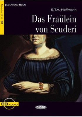 FRÄULEIN VON SCUDERI, DAS. In town wealthy gentlemen are being stabbed to death. One night a boy delivers a parcel to Miss Scuderi. Inside there is precious jewellery and a note… What does this have to do with her? Why does everything revolve around the goldsmith Cardillac and his exquisite jewellery? What secrets does Cardillac's assistant Olivier hide? Ref. number(s): GER-116 (book) - GER-1005 (audio).