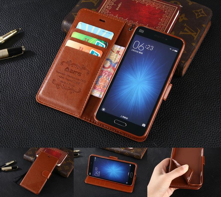 For Xiaomi 5 Case, Xiaomi 5 Wallet Type Mobile Phone Protective Cover,Luxury Business The Flip Bracket Holster, Tpu Soft Shell Card Slot Top Rated Cell Phones Leather Phone Cases From Huang2131031, $6.92  Dhgate.Com