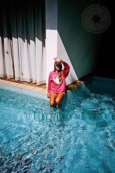 """""""Girl In 35mm"""", São Paulo, Brasil, 2014  - Hick Duarte."""