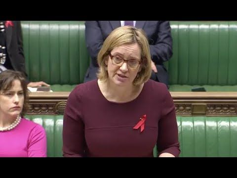 UK Parliament MP's Debate On Donald Trump Tweets On Theresa May..Amber Rudd | D.I.P. Chronicles