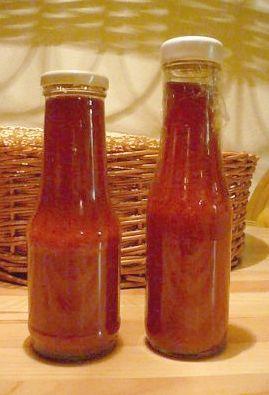 Egészséges ketchup házilag - Boszorkánykonyha