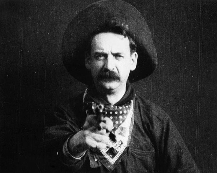 Edwin Stanton Porter: The Great Train Robbery (1903)