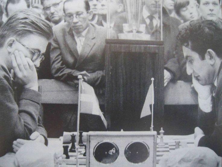 チェス棋士・ペトロシアン(Petrosian Tigran)第9代世界チャンピオン