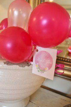 15 best Balloon Theme Birthday Party images on Pinterest Balloon