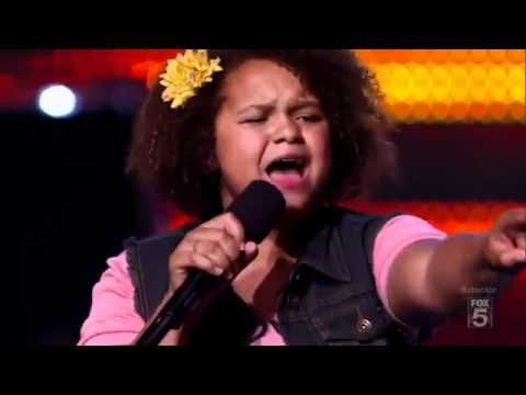 """Rachel Crow performs If I Were A Boy by Beyonce for the judges at Bootcamp.    Prepare to be blown away! 13-year-old Rachel Crow's powerful rendition of Beyonce's """"If I Were a Boy"""" during Boot Camp is certainly a performance to remember."""