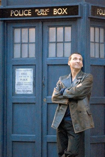The 9th Doctor, Christopher Eccleston. I really wish he had done more than one season. I really liked him. :)