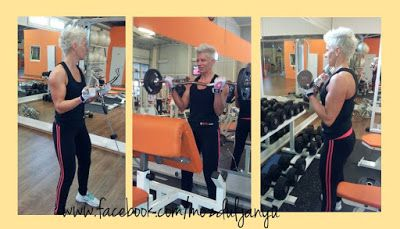Mozdulj Anyu!: Felsőtest edzés - bicepsz