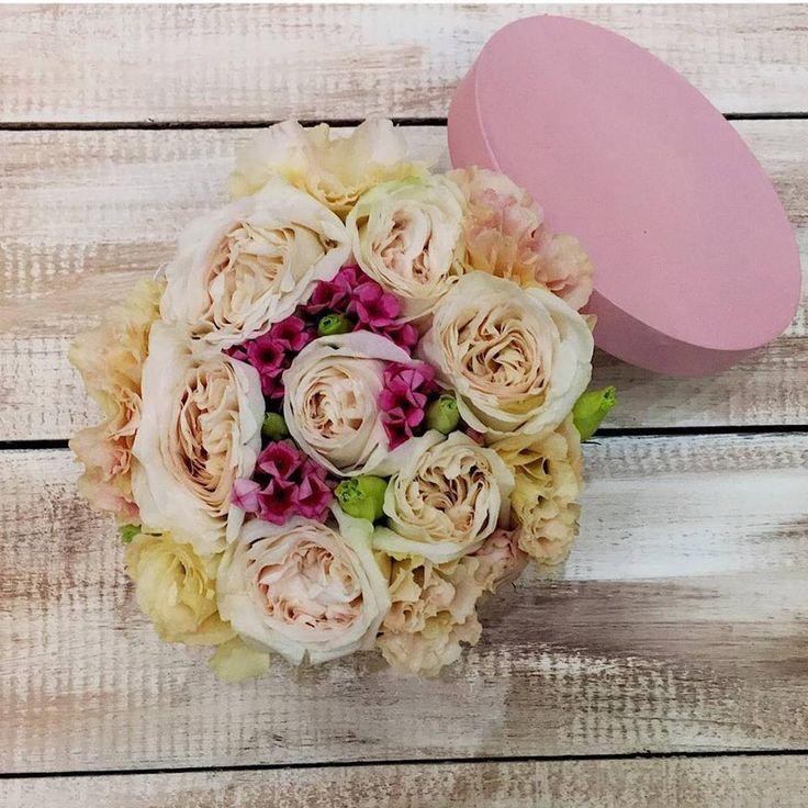 #rose #box #virágdoboz #spring #rózsa #tavasz