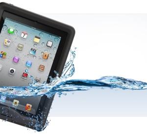 Une coque étanche pour votre iPad