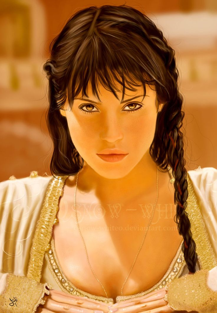 Princess Tamina | The Prince of Persia | Pinterest