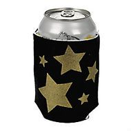 HOLLYWOOD MOVIE NIGHT ~ Can Covers - pack of 3 - Free Postage