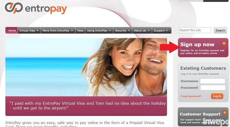 Cara Membuat dan Mengisi Saldo Virtual Kartu Kredit (VCC) di EntroPay
