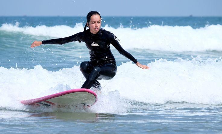Windsurfing -