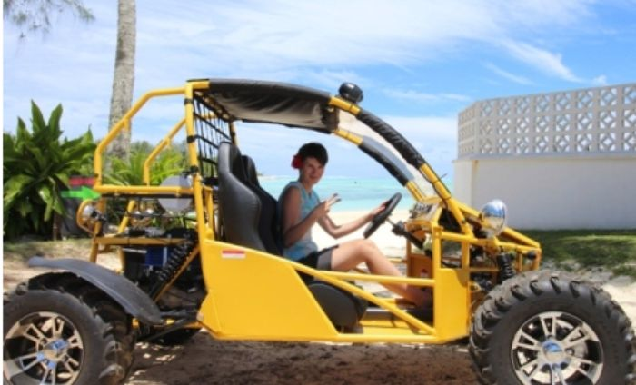 Raro Buggy Tours - Enjoy Cook Islands