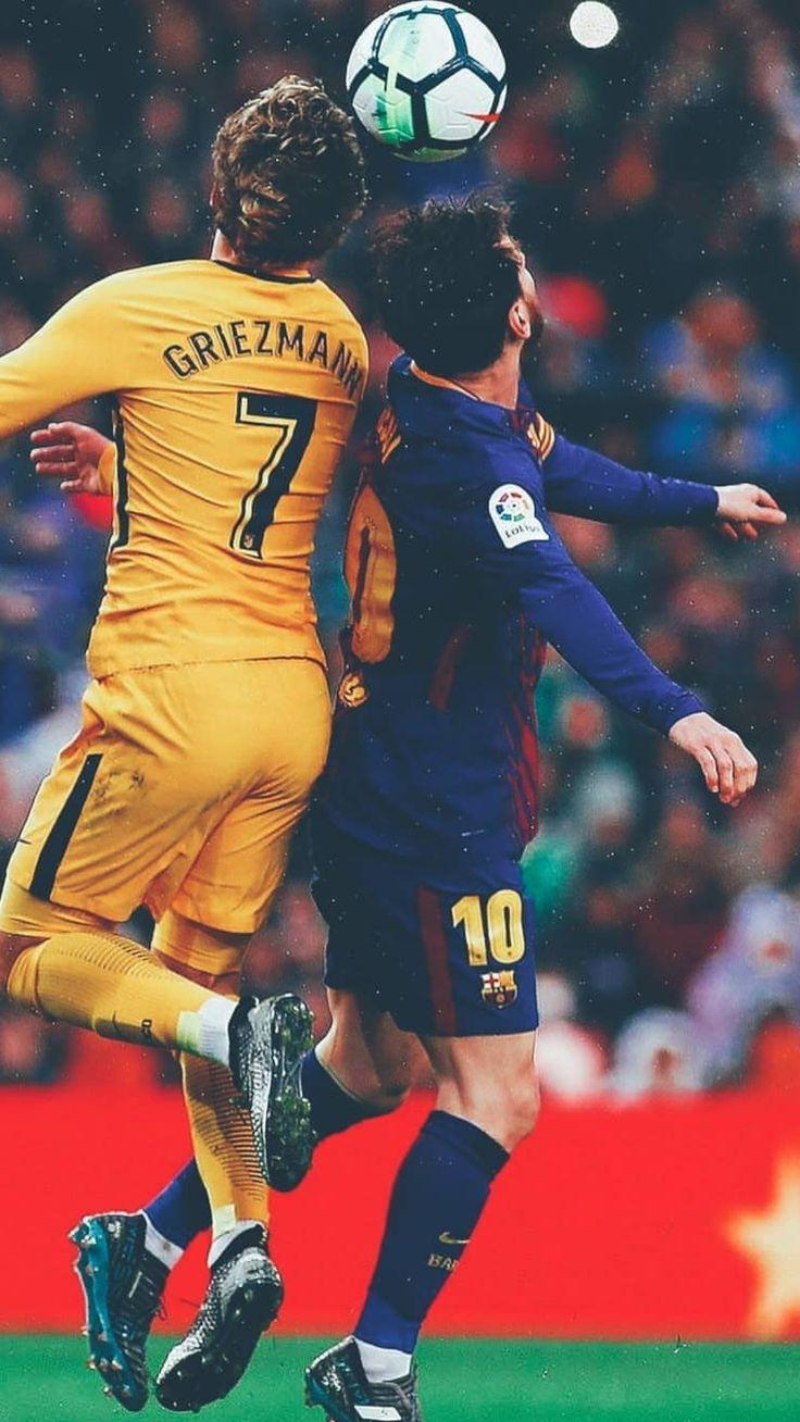 Griezmann × Messi