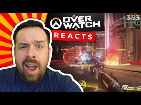 Reaction: Overwatch WTF Moments Ep.49