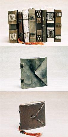 Limp bindings from Tallinn | Monica Langwe (English)