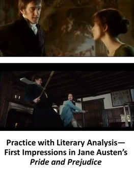 pride and prejudice essay first impressions She proceeds from reasonable first impressions of darcy and wickham to definite and wrong conclusions about their characters her confidence in her own discernment — a combination of both pride and prejudice — is what leads her into her worst errors.