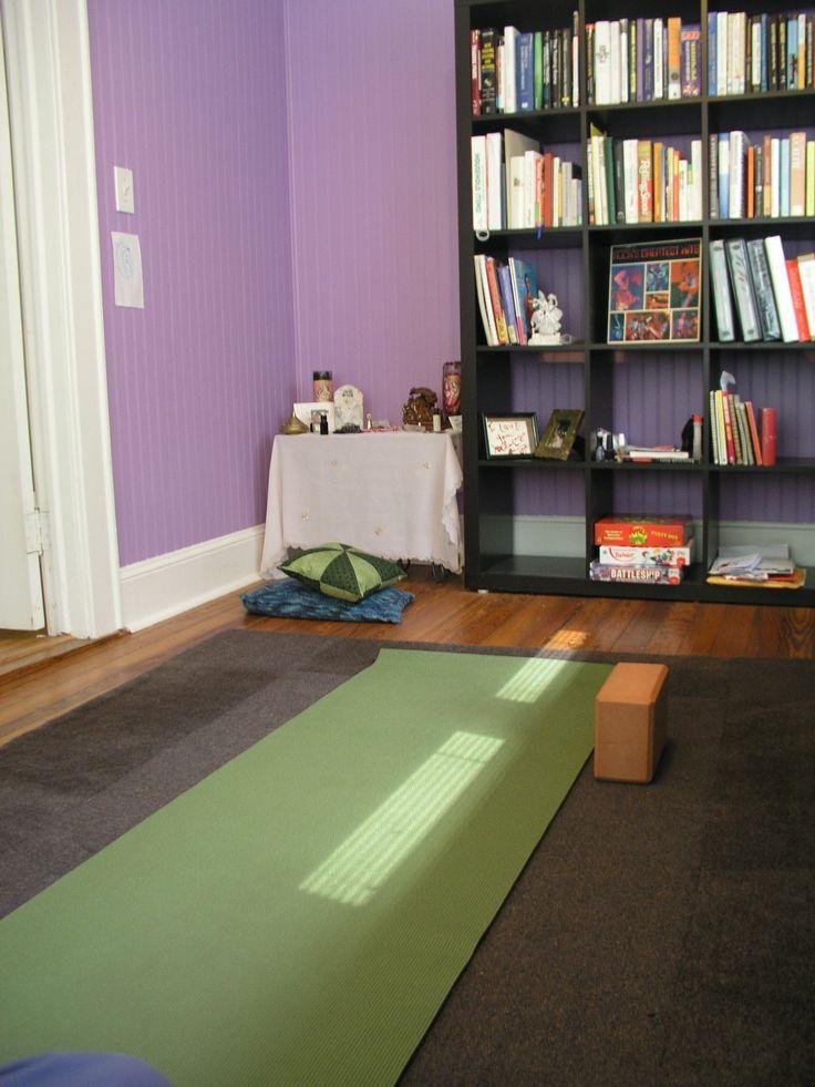 home yoga room                                                                                                                                                      More