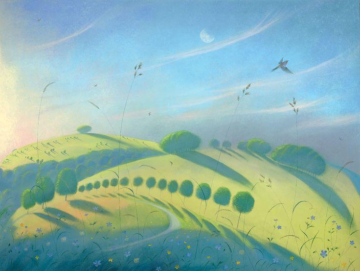 Nicholas Hely Hutchinson, Dorest based artistNicholas Hely Hutchinson   Paintings