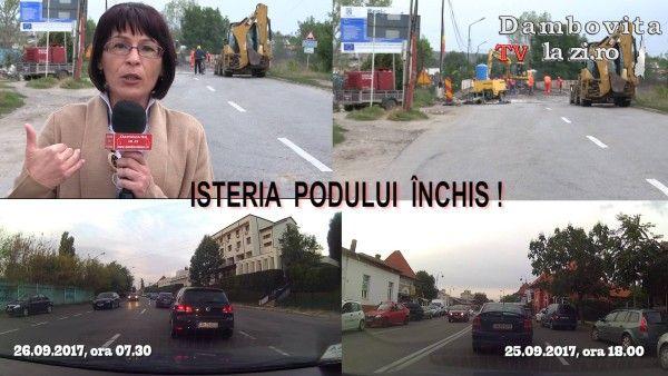 ISTERIA PODULUI ÎNCHIS | Dambovitalazi.ro