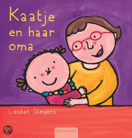 Prentenboek - Kaatje en haar oma
