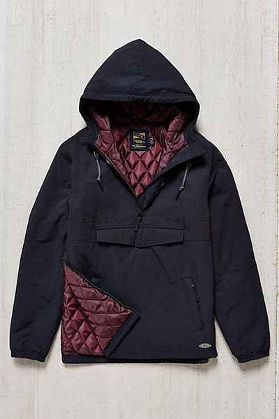 CPO Citywide Quilted Anorak Jacket - Urban Outfitters