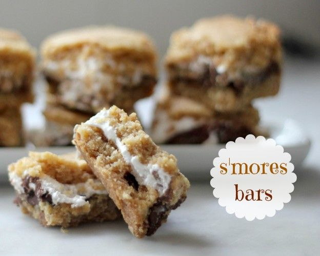 Ditch the Campfire with These Homemade S'mores Bars | Campfires, Bar ...