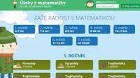 Nápady pro školy - 1. stupeň ZŠ: Hejného matematika on-line