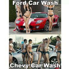 ford vs chevy jokes - Google Search