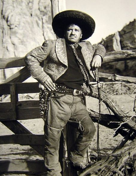 VIVA VILLA (1933) - Wallace Beery as 'Pancho Villa' - Directed by Howard Hawks - MGM - Publicity Still.