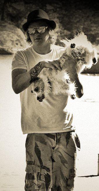 Kimi dog Drivers Pets #2: Kimi Räikkönen