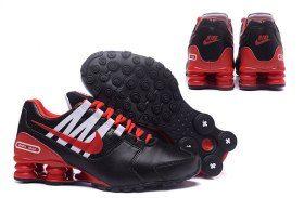 bc7c5d06b5e Elegant Appearance Nike Shox Avenue Shox NZ Red Black White Men s Sport  Athletic Running Shoes Sneakers