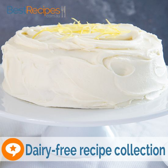Here is a collection of recipes that are dairy-free! #options #allergyfriendly #delicious #easy