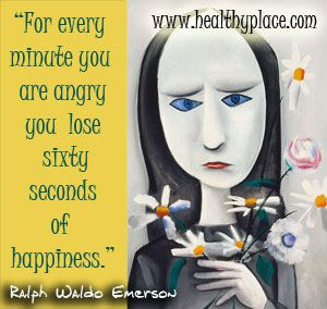 For every minute you are angry, you lose sixty seconds of happiness. www.healthyplace.com - #anger #happiness #healthyplace: Www Healthyplac Com, Just Sayin, Ŧrєє, Sixty Second, Happy Healthyplac, Www Healthyplace Com, Anger Happy, Words Quotes, Lose Sixty
