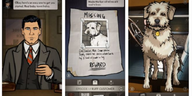 Game: New Archer A.R. Mobile Game Will Have You Playing Along With New Season – G33k-HQ