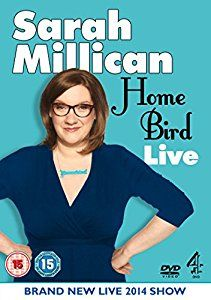 Sarah Millican - Home Bird Live [DVD]: Amazon.co.uk: Sarah Millican: DVD & Blu-ray