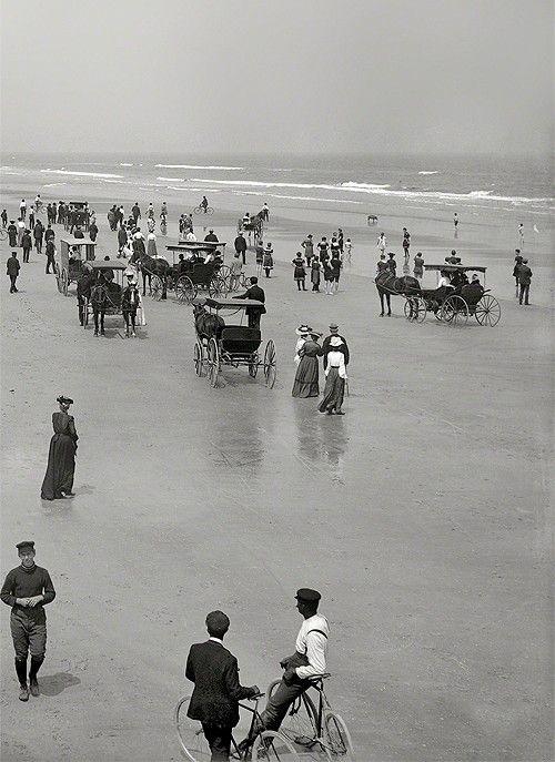 Daytona, Florida  1904